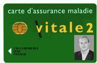 Carte vitale 2 assurance maladie réforme sécurité sociale remboursement
