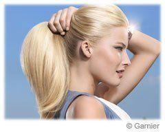 Nuances cheveux blonds