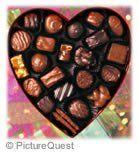 Le chocolat et votre coeur