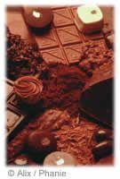 Bientôt du faux chocolat?