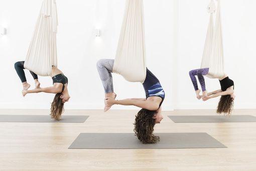 cloud yoga