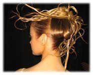 Coiffure cheveux