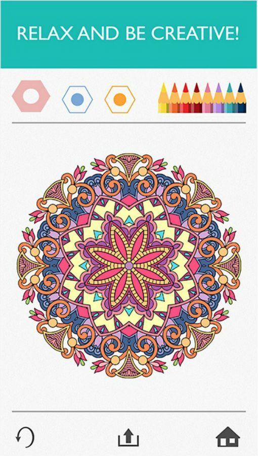 """Colorfy - Coloring Book Free"" Crédit photo : ©Google"