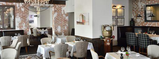 Côte Ouest Hôtel Thalasso & Spa aux Sables d'Olonne restaurant
