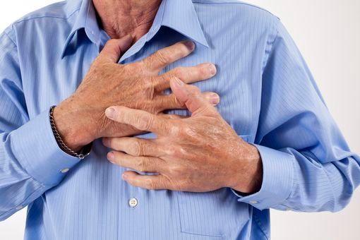 L'infarctus du myocarde (crise cardiaque) - Symptômes ...