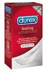 Durex Feeling Advanced