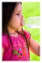 Quelle eau pour les enfants?