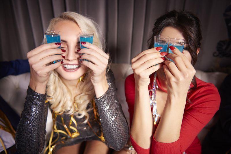 Effets de l'alcool sur la vision