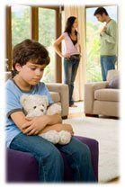 Enfants divorce