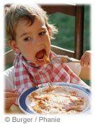 Les enfants et le goût