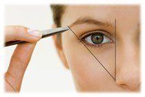 Epilation des sourcils