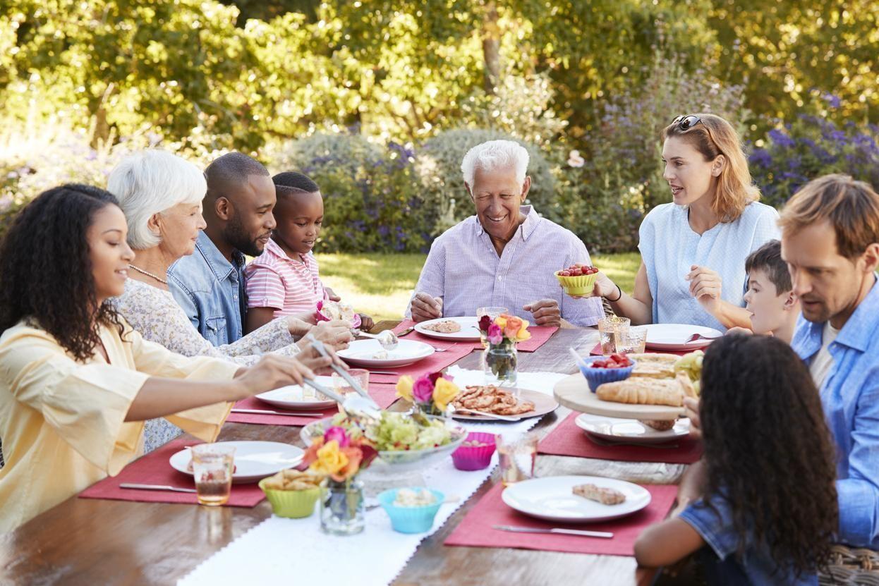 Famille : la bonne distance à trouver