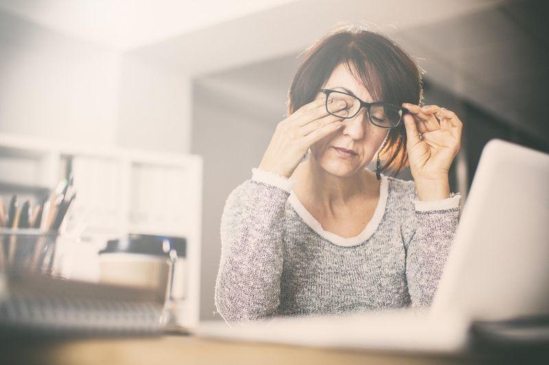fatigue visuelle