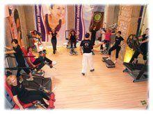 Fitness 100% filles