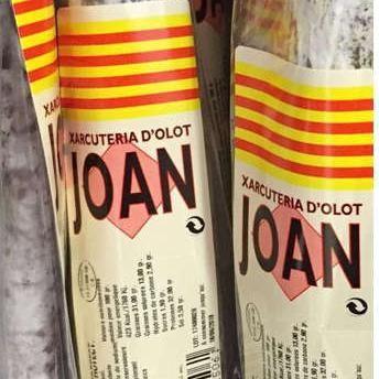 fuet catalan