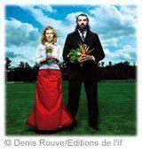 Caroline Rostang et Sébastien Chabal