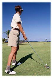Golf en pratique