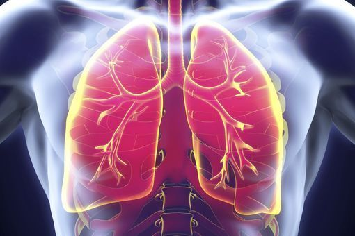 infection pulmonaire