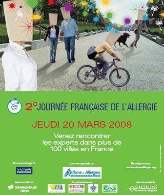 Journée française de l'allergie