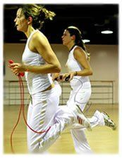 Jump Fit corde à sauter