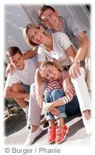Liens familiaux famille