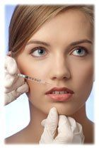 Lifting incision injection