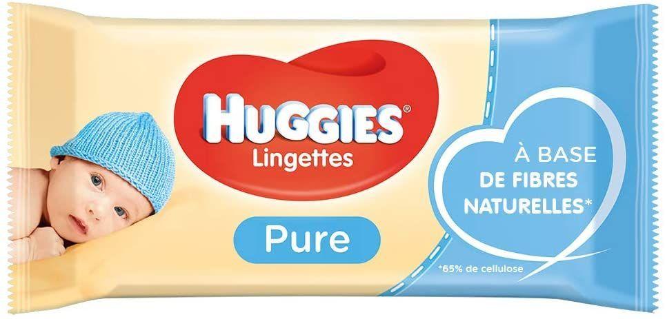 lingettes-huggies-pure