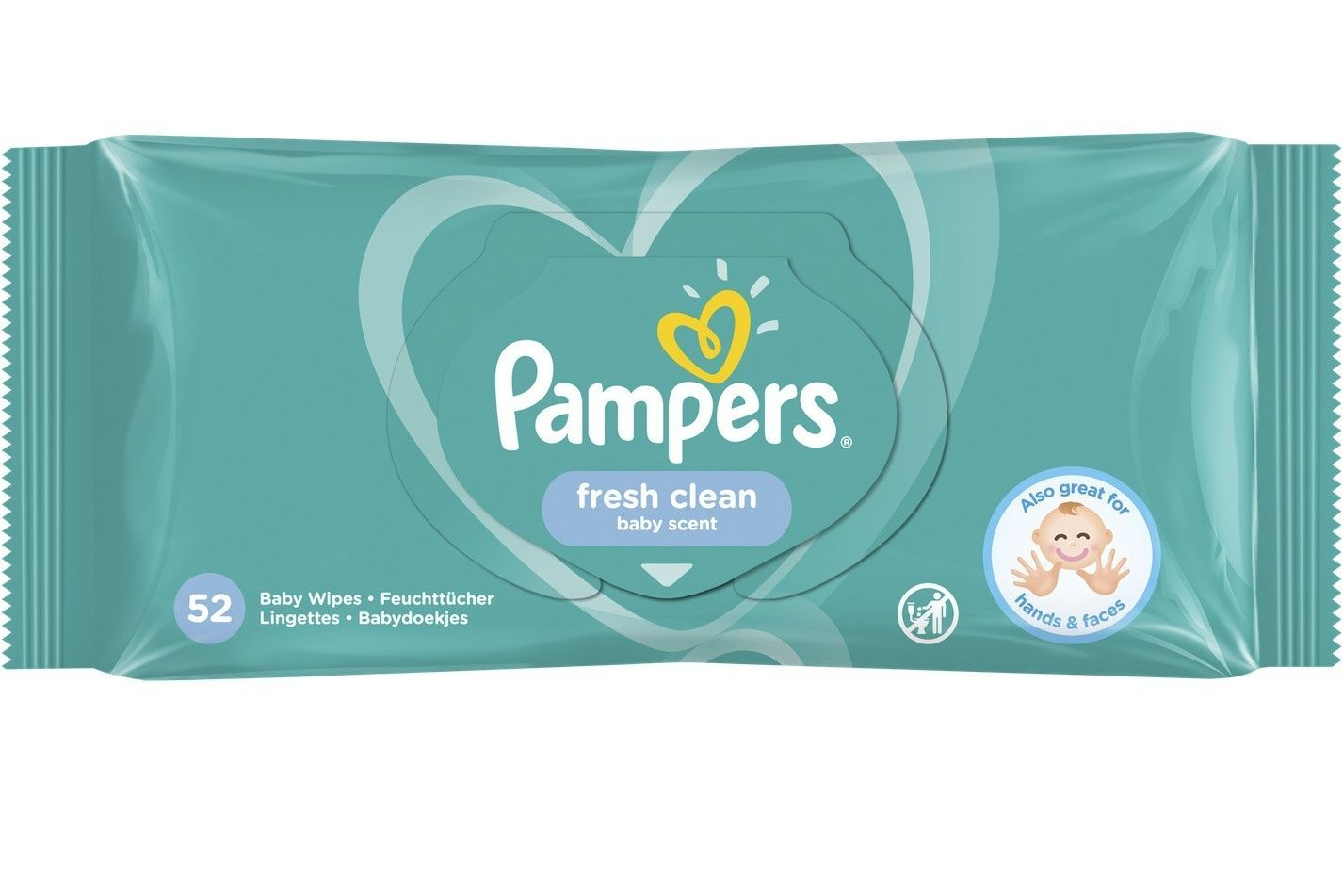 lingettes-pampers-fresh-clean