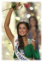 Malika Ménard, Miss France 2009