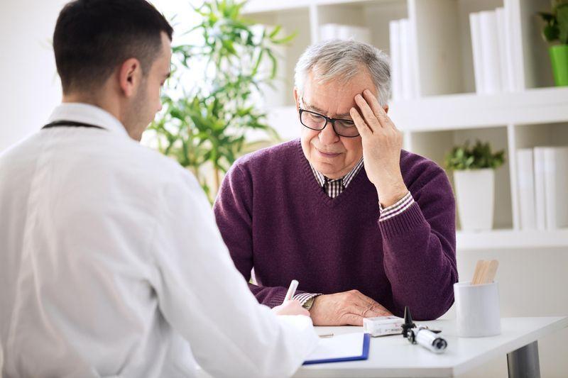 Migraine et infarctus