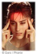 Terrassés par la migraine
