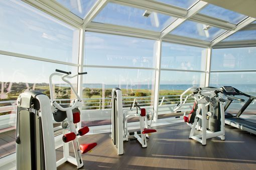 Miramar La Cigale A Port Crouesty fitness