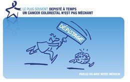Mobilisation contre le cancer du côlon