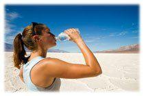 Niveau hydratation
