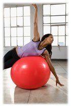 Pilates muscles profonds