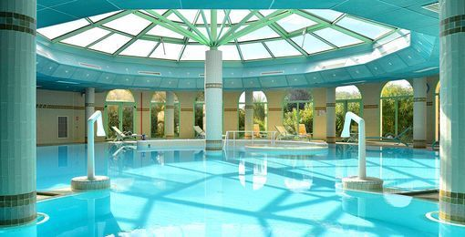 piscine Thalasso Les Issambres