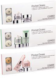 Pocket Doses, Clinique