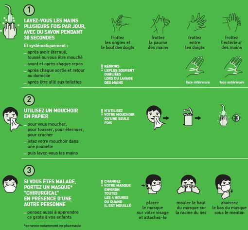 prévention grippe