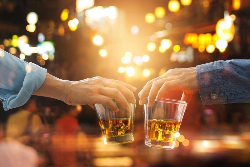 Problème avec l'alcool