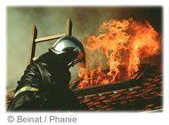 Pyromane feu