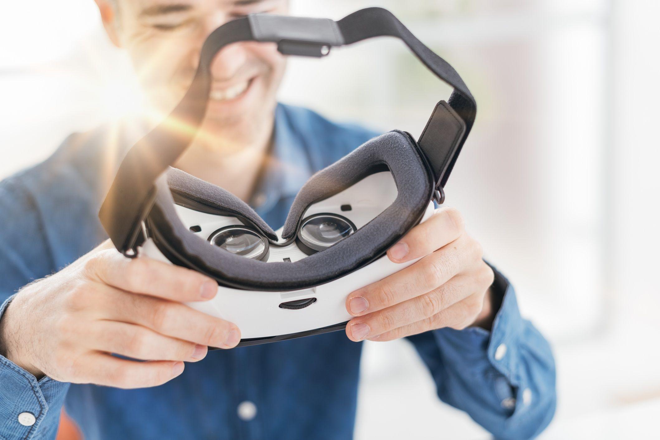 Réalité virtuelle et AVC