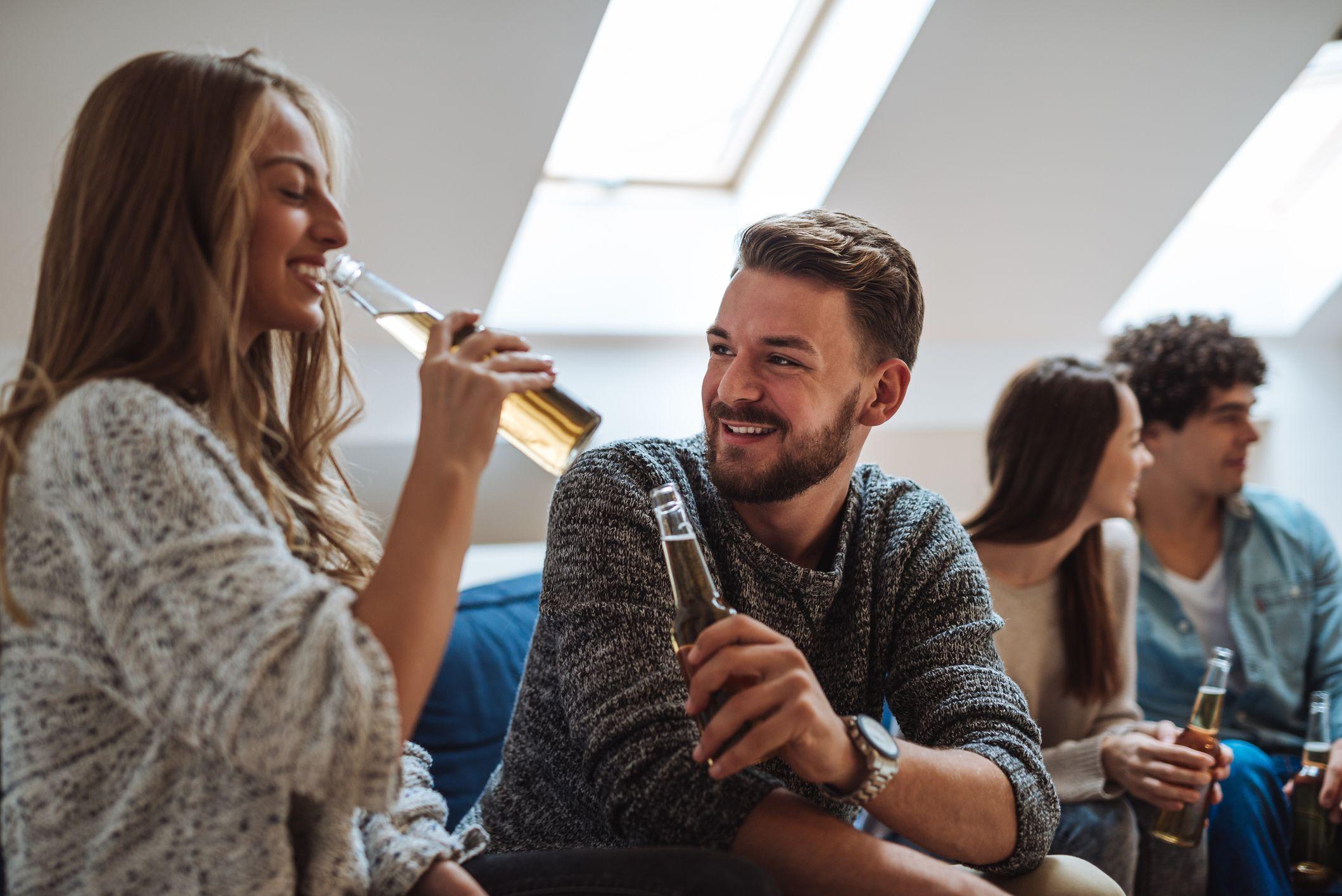 Reconnaître une personne alcoolique