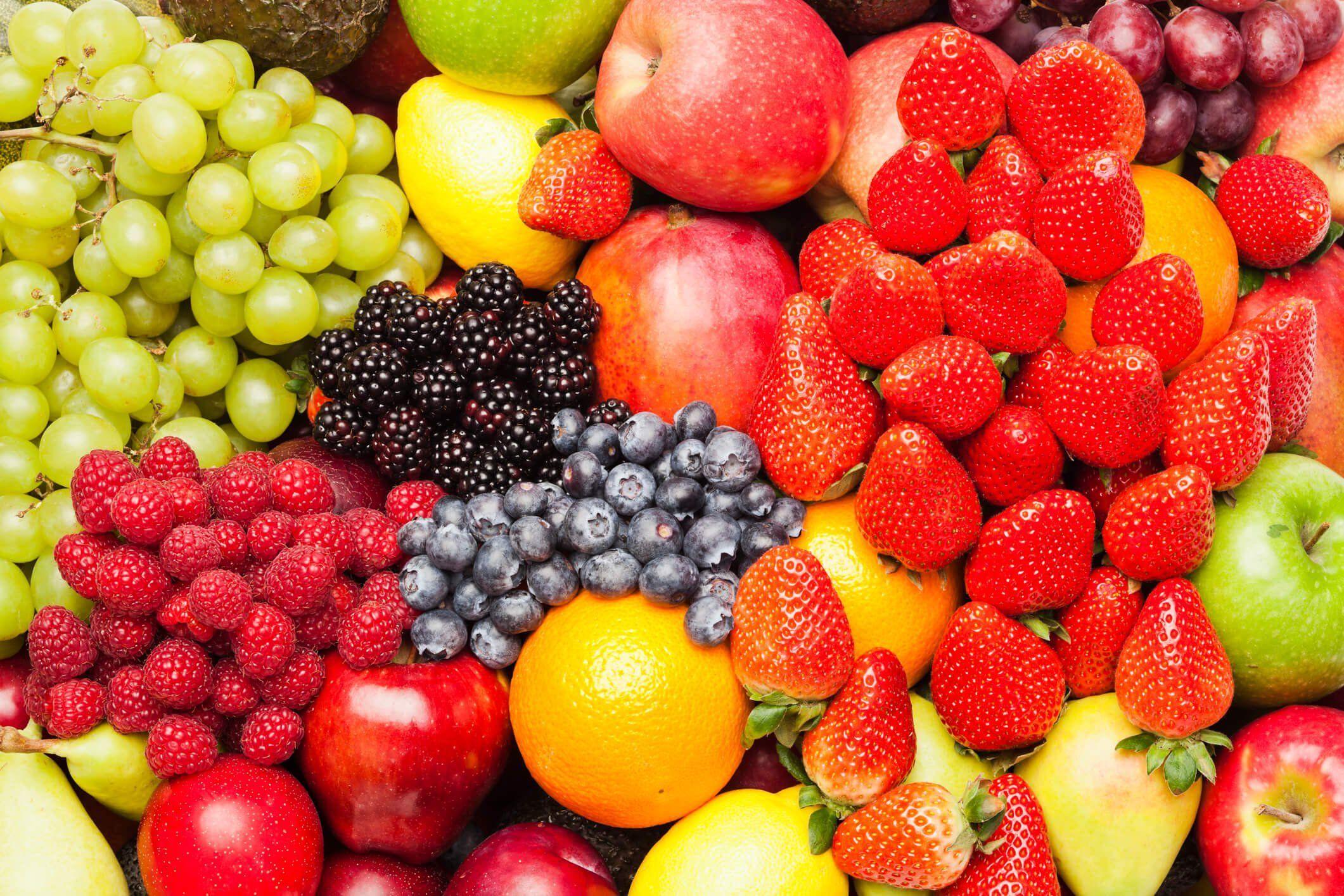 régimes fruits