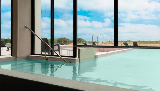 Relais Thalasso Ile de Ré piscine
