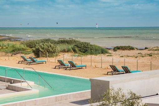 Relais Thalasso Ile de Ré plage