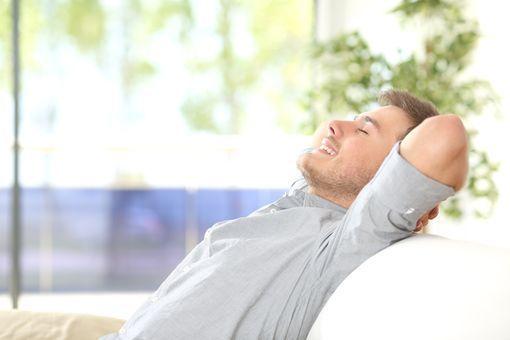respiration antistress