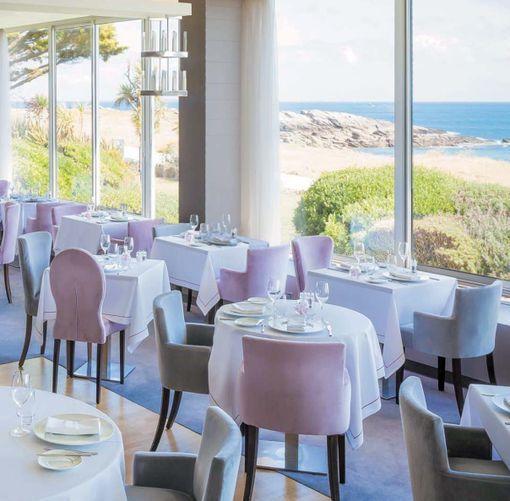 restaurant quiberon