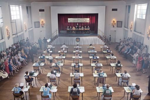 Rêve d'examen