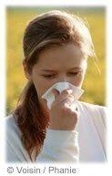 Le rhume des foins