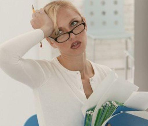 stress femme